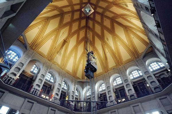 Ascensore della Mole Antonelliana di Torino