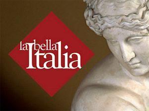Mostra temporanea La bella Italia alla Reggia di Venaria Reale