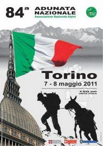 Raduno degli Alpini a Torino, 6 - 7 -8 maggio 2011