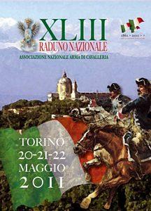 Raduno a Torino dell'Associazione Nazionale Arma di Cavalleria
