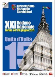 Raduno nazionale dei Carabinieri a Torino