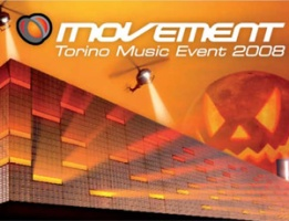 Halloween al Palaisozaki di Torino, Movement 2011