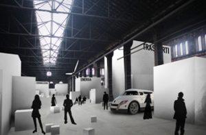 Mostra Stazione Futuro alle OGR di Torino