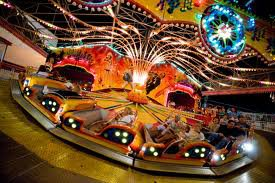 Natale in Giostra, Luna Park a Torino