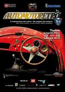 Automotoretrò 2012 a Torino