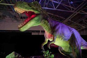 DAY OF THE DINOSAUR, Mostra sui dinosauri a Torino Esposizioni