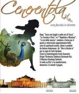 """L'opera lirica """"Cenerentola"""" di Rossini in mondovisione da Torino su Rai1"""