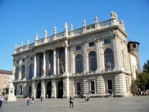 Palazzo Madama di Torino, uno dei musei principali di Torino