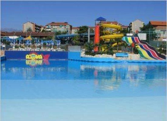 Acquajoy, parco acquatico vicino Torino