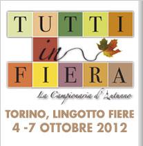 Tutti in fiera 2012, la nuova fiera campionaria di Torino