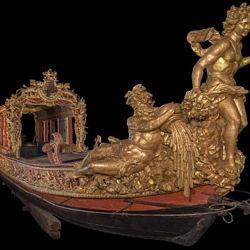 Mostra La Barca Sublime alla Reggia di Venaria Reale