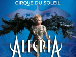 Spettacolo Alegria del Cirque Du Soleil a Torino