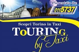 Touring by Taxi, visite guidate in taxi a Torino
