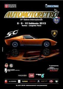 Automotoretrò 2013 - locandina