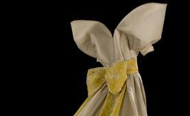 Mostra abiti di Roberto Capucci alla Reggia di Venaria