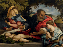 Mostra su Lorenzo Lotto alla Reggia di Venaria reale