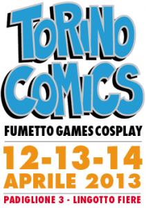 Torino Comics 2013, il salone del fumetto a Torino - Lingotto Fiere