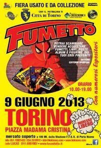 Fiera del fumetto a Torino