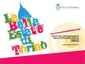 Eventi estate 2013 a Torino