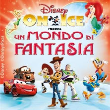Disney On Ice, Un Mondo di Fantasia