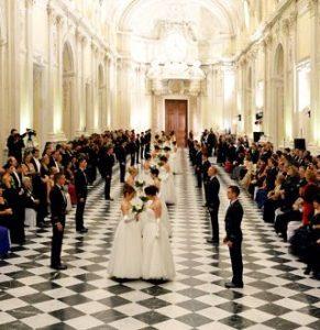 Gran Ballo alla Reggia di Venaria Reale