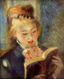 Pierre-Auguste dipinto di Renoir