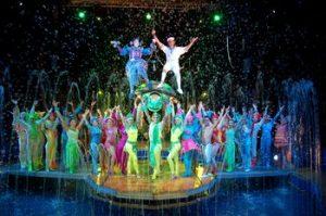 circo acquatico Pellerina Torino