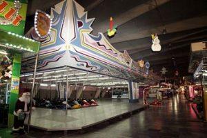 Natale in Giostra, Luna park di Natale a Torino