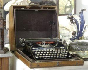 Macchina per scrivere storica