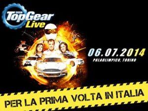 Top Gear Live Torino