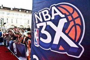 NBA 3X Tour, tornei di basket in piazza castello a Torino