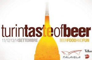 Turin Taste Of Beer 2014, festa della birra al palavela di Torino