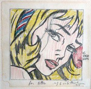 opera di Roy Lichtenstein