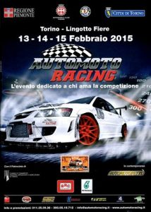 Automotoracing 2015, salone auto sportive a Torino