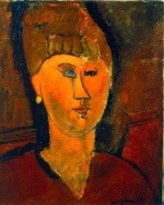 Ragazza Rossa, mostra su Modigliani alla GAM di Torino