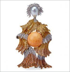 Mostra dei gioielli di Buccellati alla Reggia di Venaria