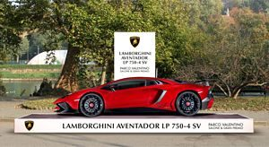 Salone dell'Auto di Torino al Parco del Valentino