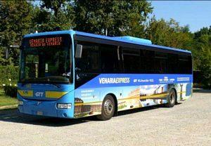 Autobus per la reggia di Venaria, Gtt Venaria Express