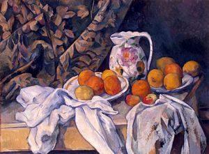 cezanne dipinto in mostra ermitage palazzo-madama torino