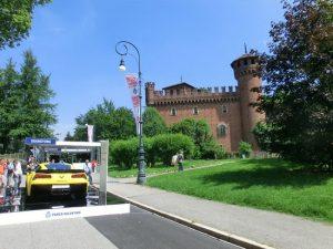 Salone dell'Auto al Parco Valentino di Torino