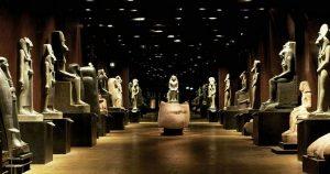 Museo Egizio, il museo più visitato di Torino