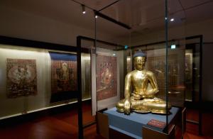 sale del museo di arte orientale di Torino