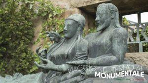 Statua al cimitero monumentale di Torino