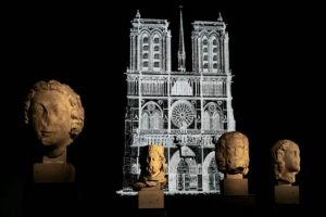 Mostra Notre Dame a Palazzo Madama di Torino
