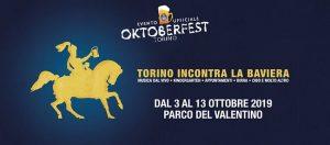 locandina dell'Oktoberfest Torino 2019