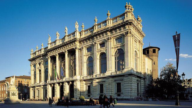 Palazzo Madama a Torino