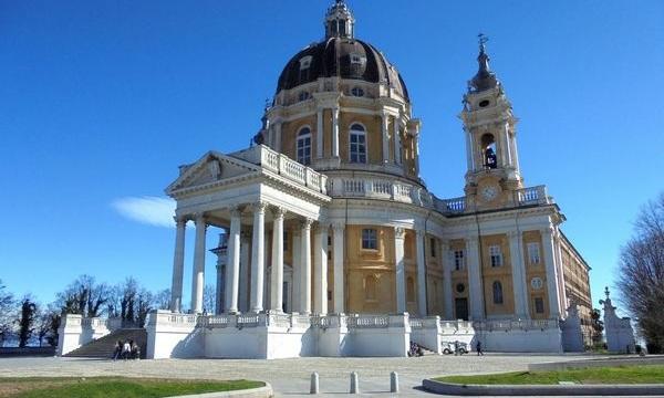 La Basilique de Superga, Turin