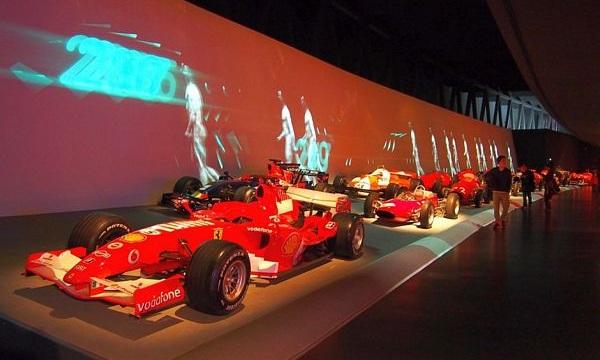 Musée National de l'Automobile de Turin