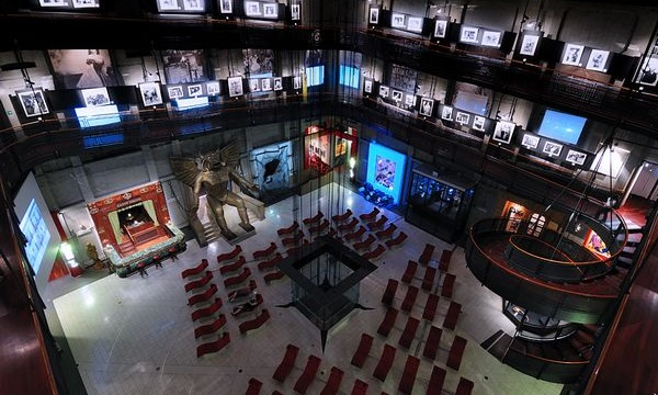 Musée National du Cinéma de Turin