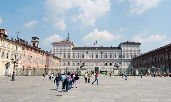 Le Palais Royal de Turin